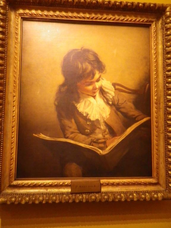 """Exposition Musée du Luxembourg : """"L'âge d'or de la peinture anglaise"""", de Reynolds à Turner Imgp1826"""