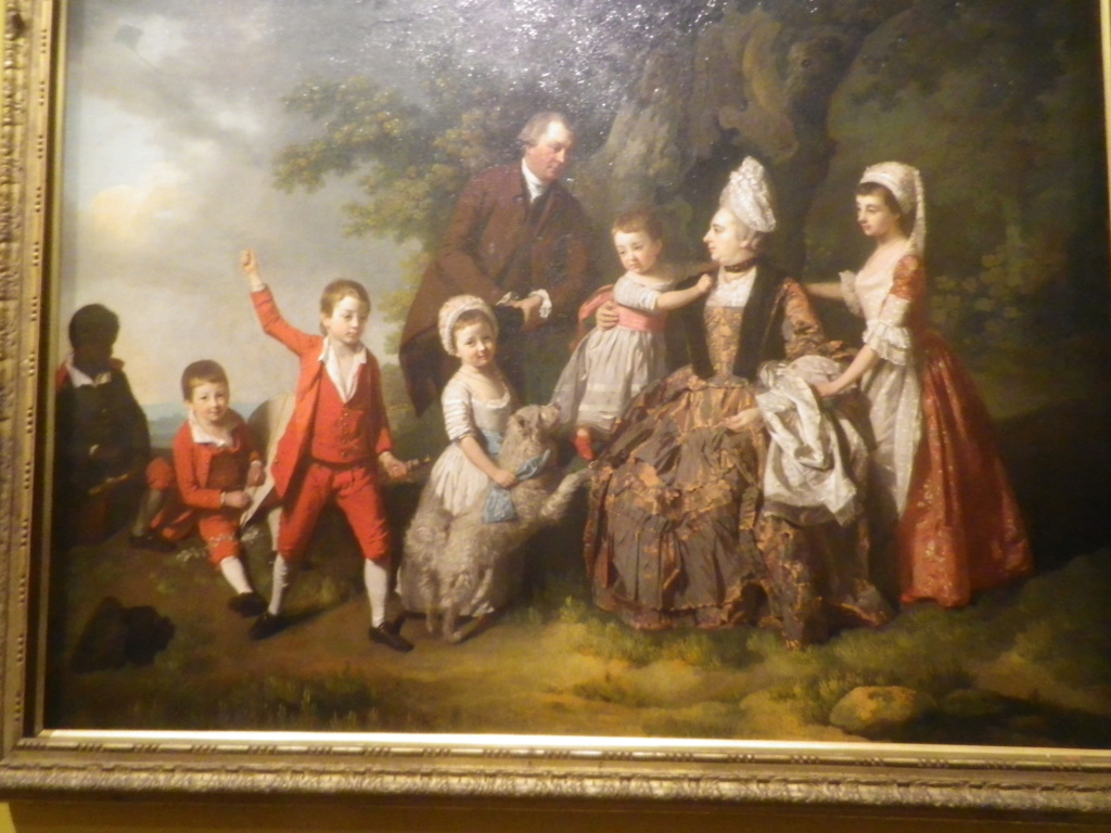 """Exposition Musée du Luxembourg : """"L'âge d'or de la peinture anglaise"""", de Reynolds à Turner Imgp1827"""