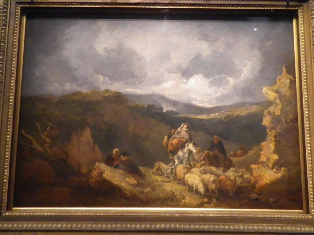 """Exposition Musée du Luxembourg : """"L'âge d'or de la peinture anglaise"""", de Reynolds à Turner Imgp1833"""