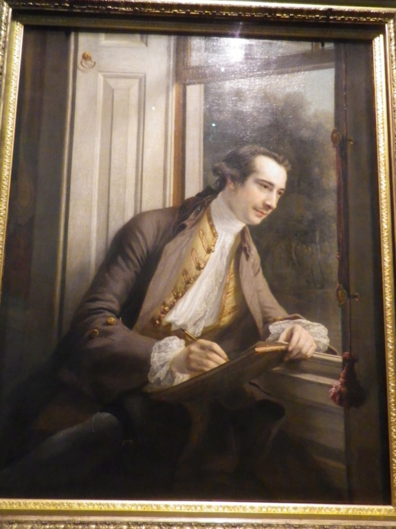 """Exposition Musée du Luxembourg : """"L'âge d'or de la peinture anglaise"""", de Reynolds à Turner Imgp1837"""