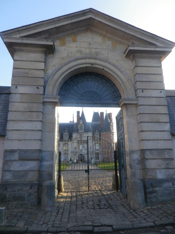 Le château de Maintenon  - Page 2 Imgp2591