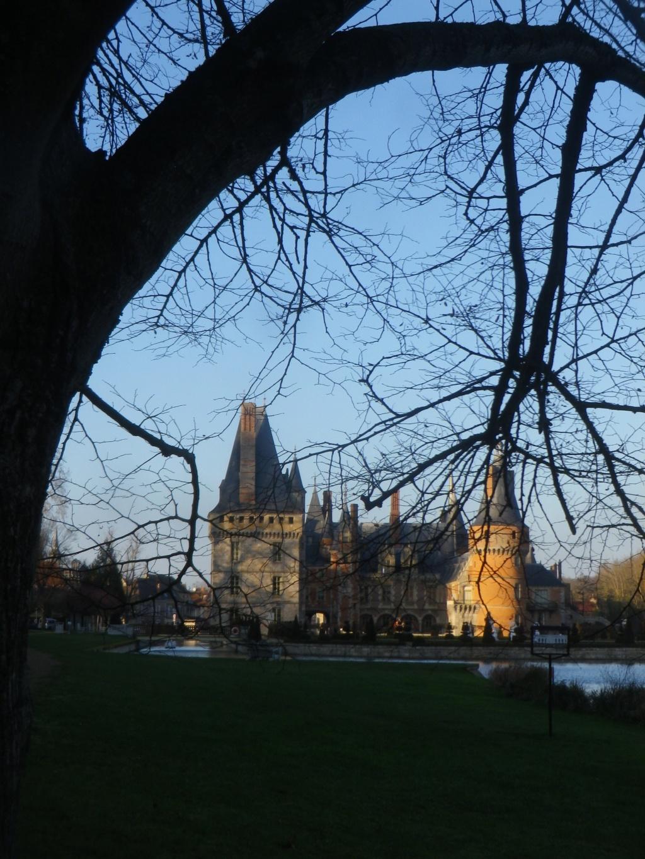 Le château de Maintenon  - Page 2 Imgp2616