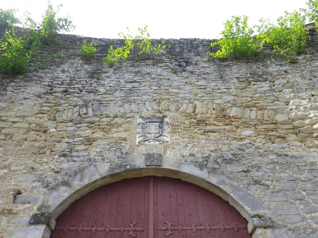 A 30 km au sud de Lyon,  le château de Septème Imgp2654