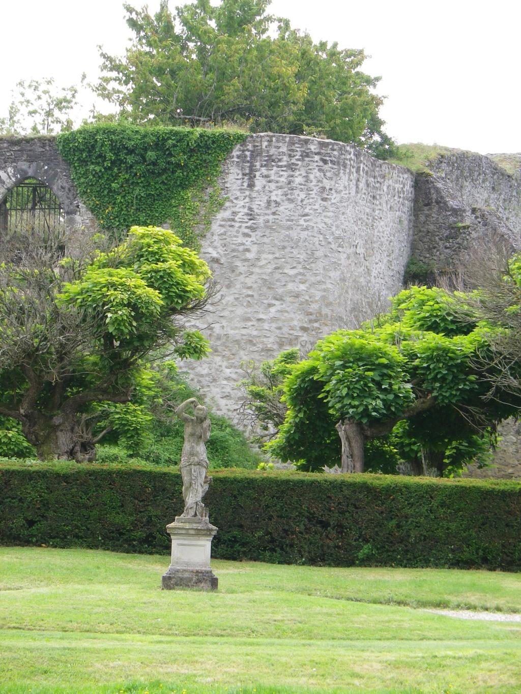 A 30 km au sud de Lyon,  le château de Septème Imgp2664