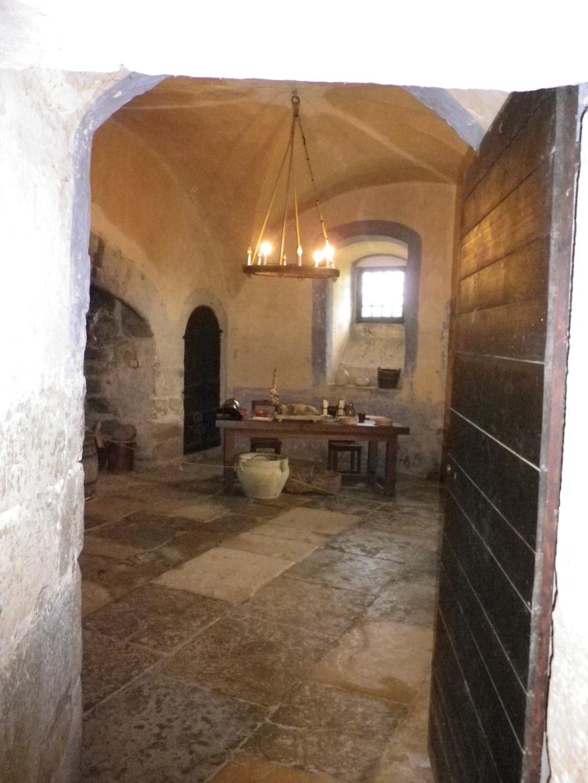 A 30 km au sud de Lyon,  le château de Septème Imgp2675
