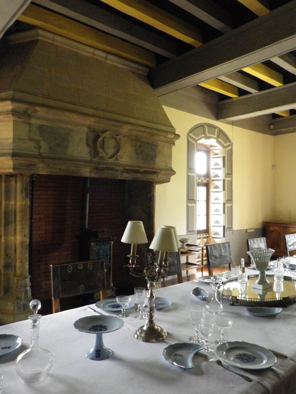 A 30 km au sud de Lyon,  le château de Septème Imgp2691