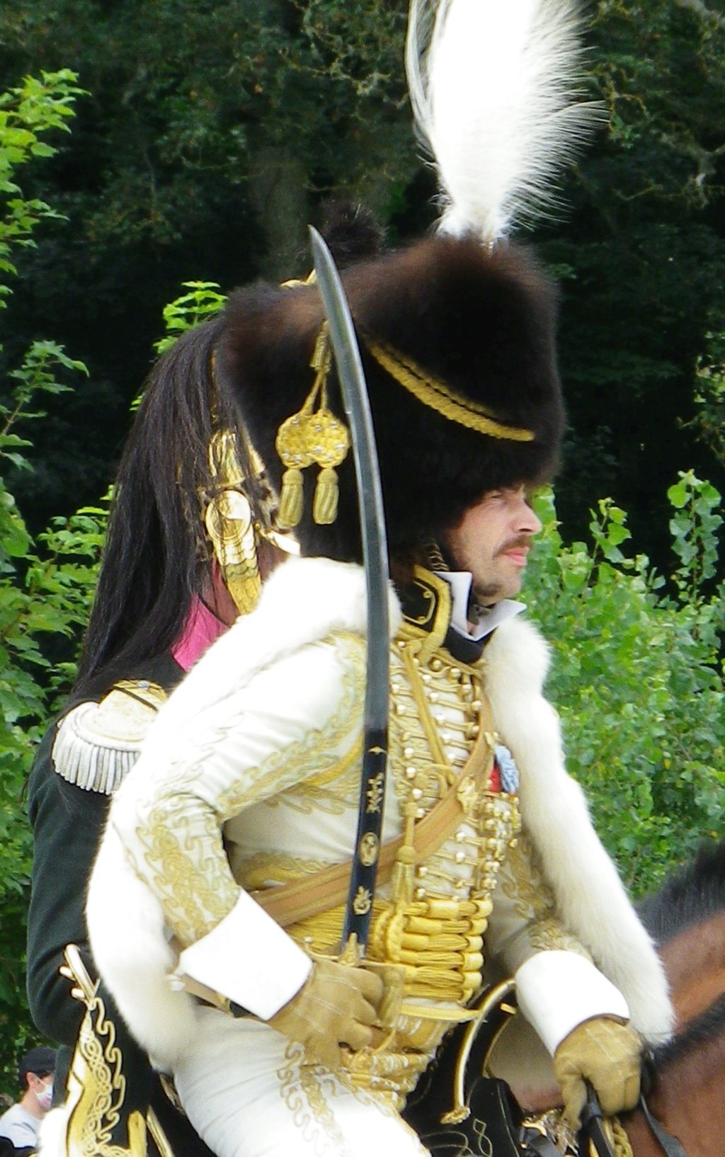 2021, année Napoléon. Bicentenaire de la mort de l'empereur Napoléon Ier.  - Page 3 Imgp2848