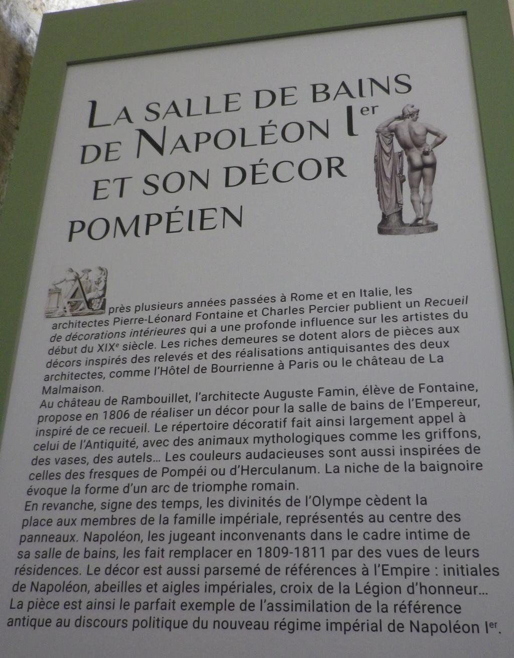 """Exposition """" Vivre à l'antique, de Marie-Antoinette à Napoléon Ier """" - Château de Rambouillet - Page 2 Imgp2853"""