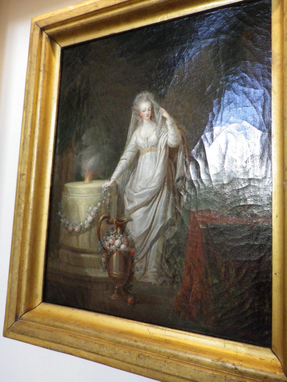 """Exposition """" Vivre à l'antique, de Marie-Antoinette à Napoléon Ier """" - Château de Rambouillet - Page 2 Imgp2864"""