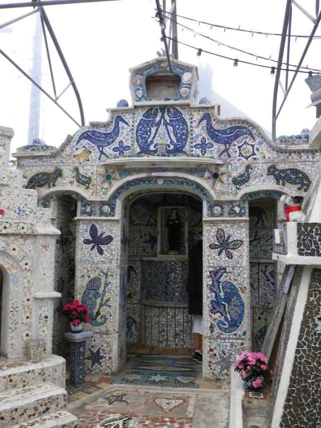 En Normandie,  Dives-sur-mer et la Maison Bleue Imgp2983