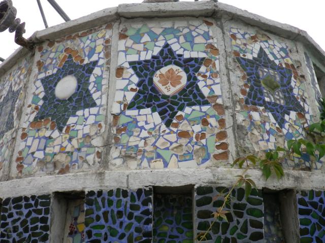 En Normandie,  Dives-sur-mer et la Maison Bleue Imgp3031