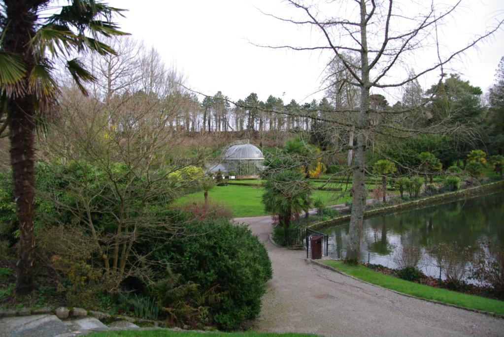 Le château des Ravalet,      et Tocqueville ... Imgp4323