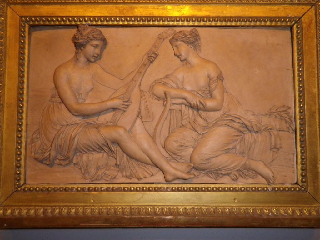 Le sculpteur Claude Michel, dit Clodion  (  1738 - 1814 ) Imgp4414