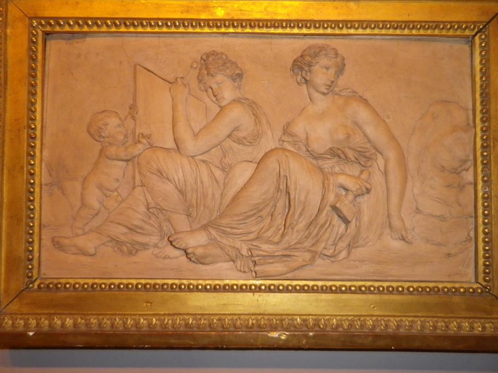 Le sculpteur Claude Michel, dit Clodion  (  1738 - 1814 ) Imgp4415