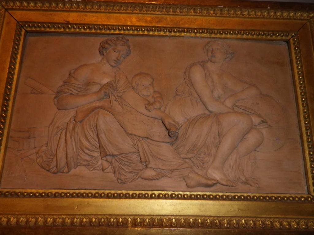 Le sculpteur Claude Michel, dit Clodion  (  1738 - 1814 ) Imgp4416