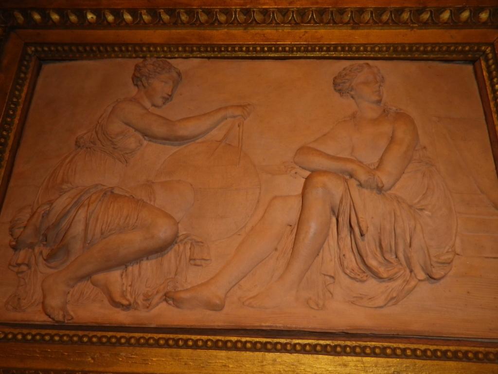 Le sculpteur Claude Michel, dit Clodion  (  1738 - 1814 ) Imgp4417