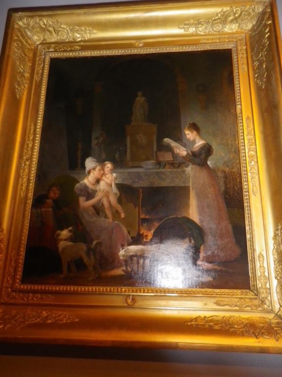 Gérard - L'artiste peintre Marguerite Gérard Imgp4447