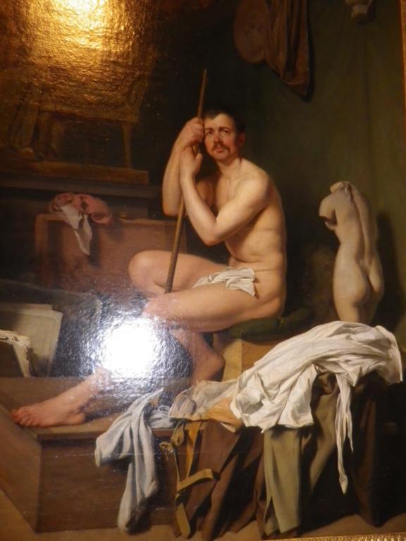 Louis-Léopold Boilly : peintre de la société parisienne de Louis XVI à Louis-Philippe Imgp4453
