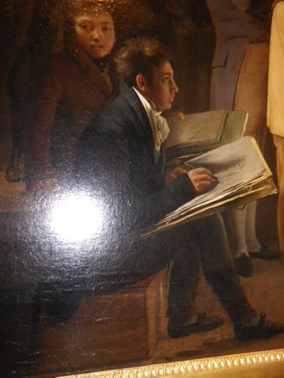 Louis-Léopold Boilly : peintre de la société parisienne de Louis XVI à Louis-Philippe Imgp4454