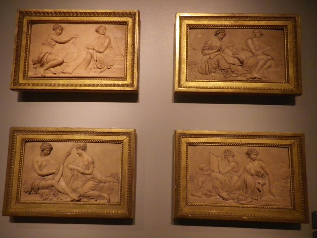 Le sculpteur Claude Michel, dit Clodion  (  1738 - 1814 ) Imgp4510