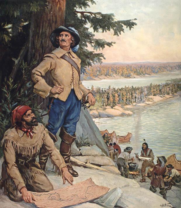 Explorateurs de la Nouvelle France, ces messieurs de la Vérendrye ... La_vzo10