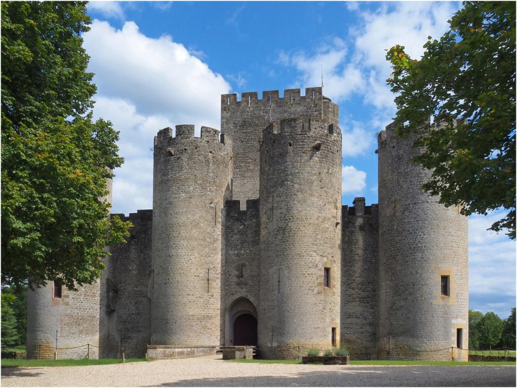 Le château de Roquetaillade Le-cht10
