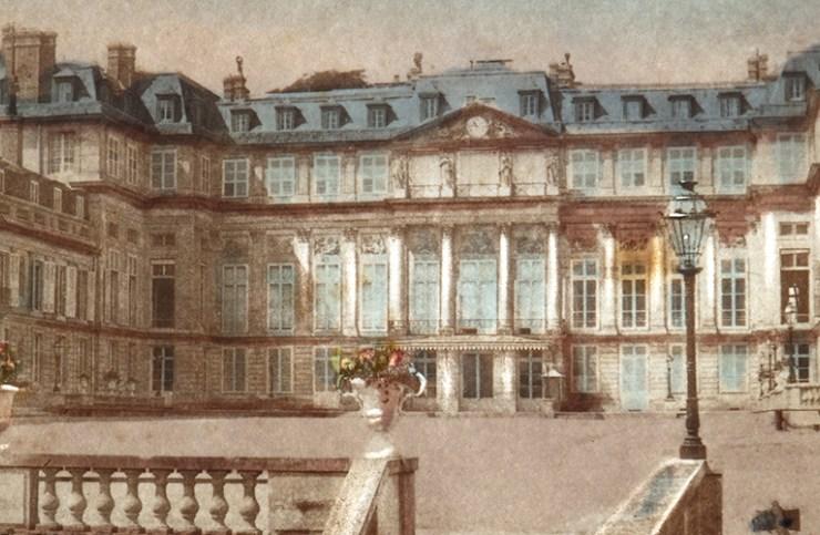 Exposition :  Les derniers feux du palais de Saint-Cloud Les-de10