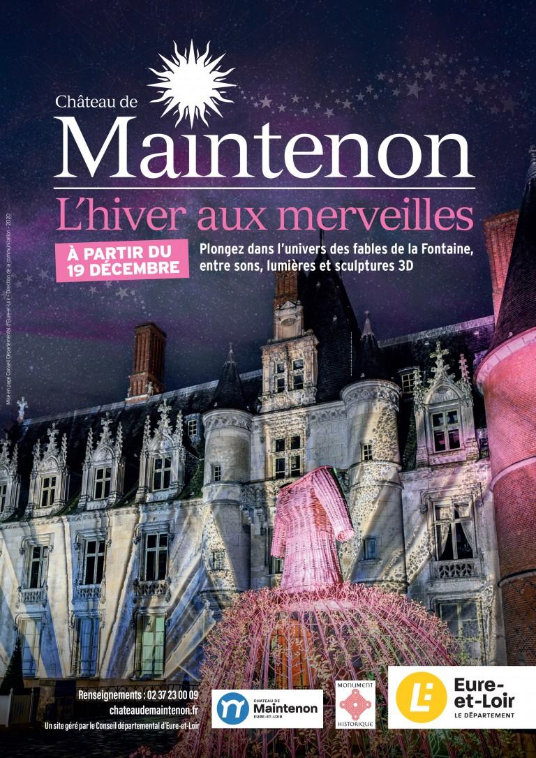 Le château de Maintenon  - Page 2 Mainte10