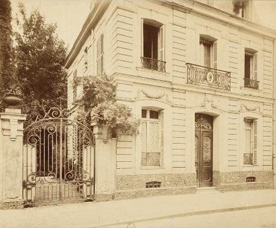 De Pierre Ménard :  Les infréquentables frères Goncourt Maison10