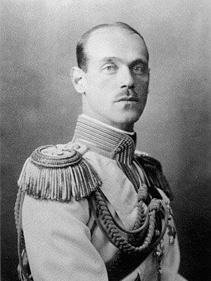 Michel Alexandrovitch de Russie, frère cadet de Nicolas II Mihail10