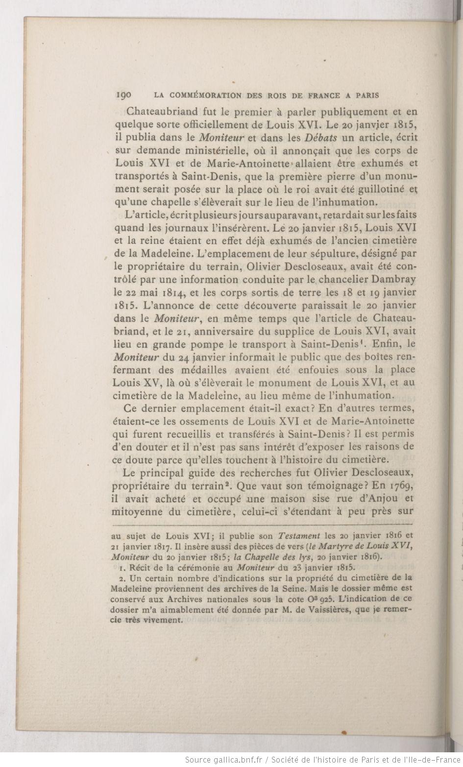 La chapelle expiatoire du square Louis XVI, à Paris - Page 3 Mzomoi10