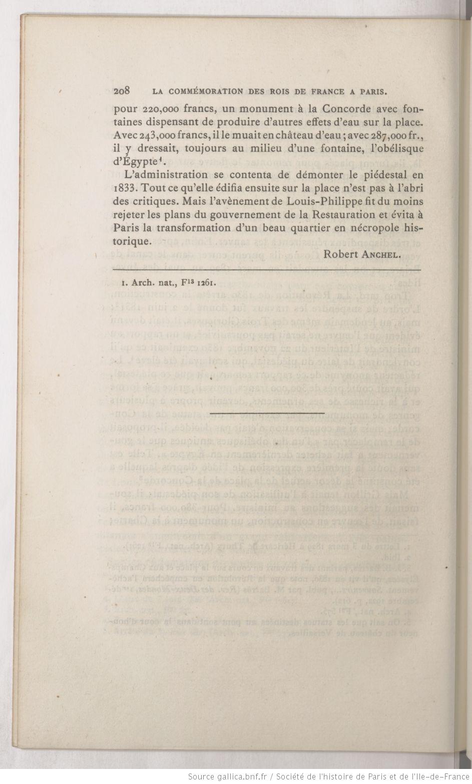 La chapelle expiatoire du square Louis XVI, à Paris - Page 3 Mzomoi18