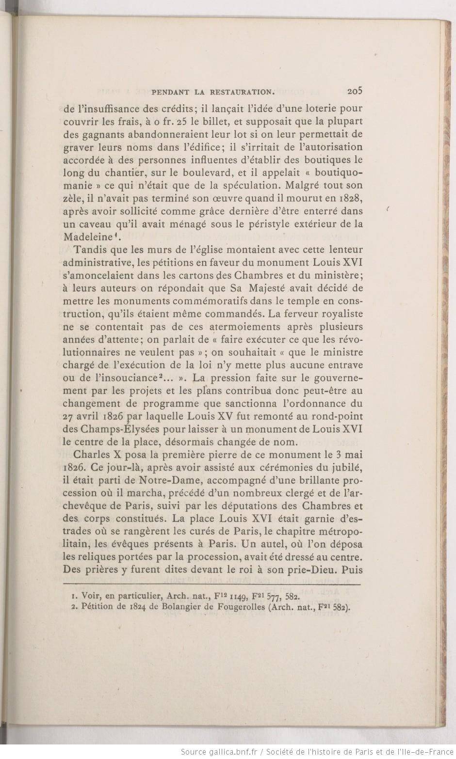 La chapelle expiatoire du square Louis XVI, à Paris - Page 3 Mzomoi21