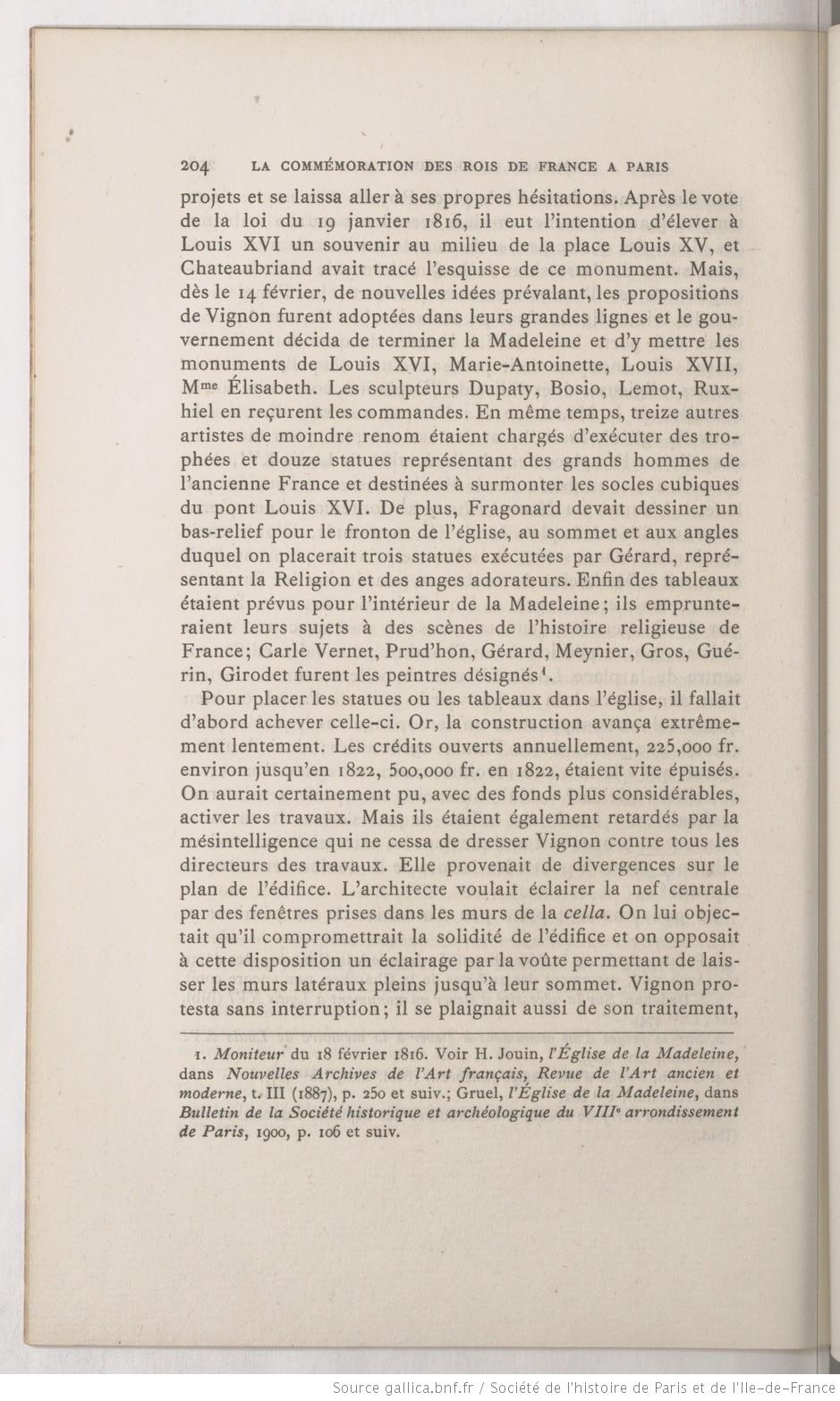 La chapelle expiatoire du square Louis XVI, à Paris - Page 3 Mzomoi22