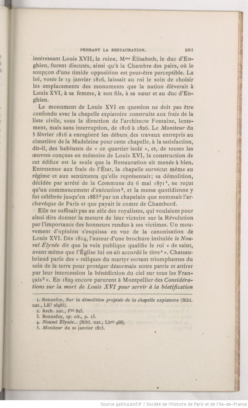 La chapelle expiatoire du square Louis XVI, à Paris - Page 3 Mzomoi29