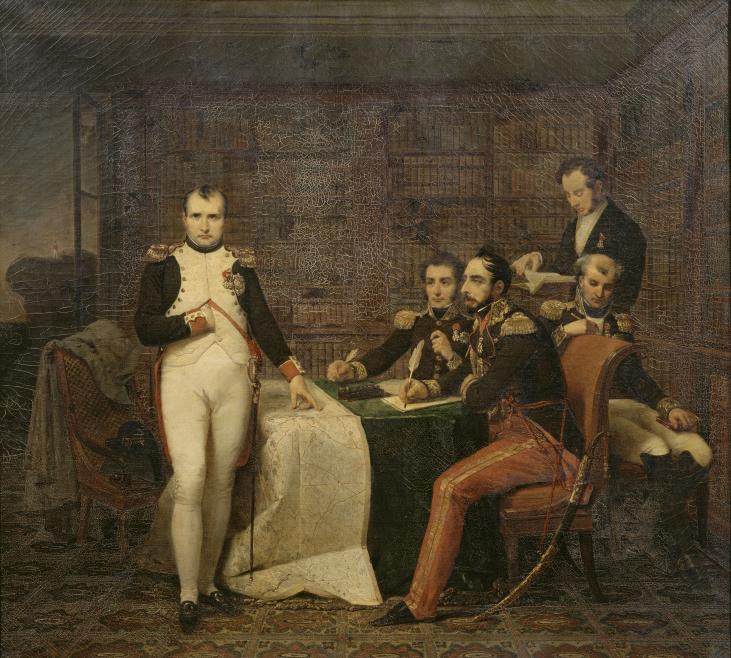 Expositions et évènements : 2021, année Napoléon. Bicentenaire de la mort de l'empereur Napoléon Ier.  Napolz10