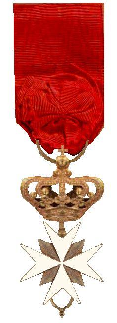 Les chevaliers de l'ordre de l'Éperon d'or Orde_v10