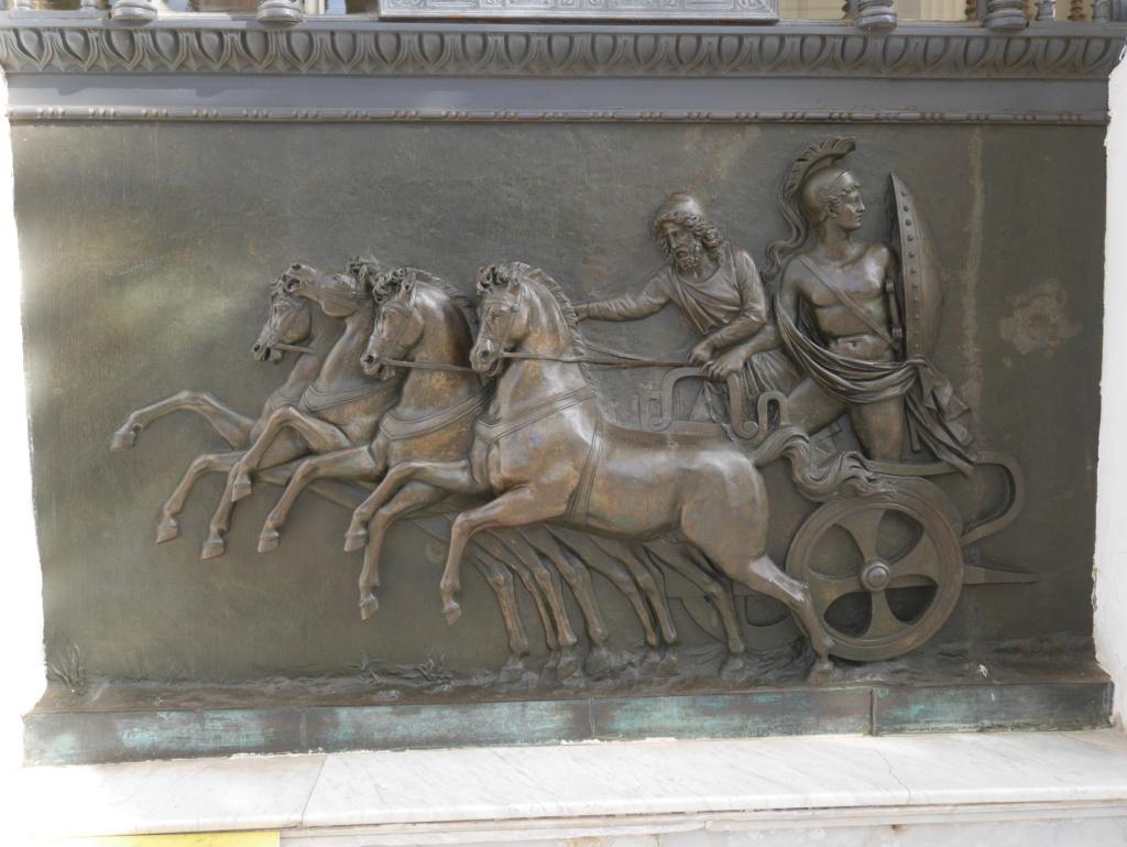 Achilleion, le palais de l'impératrice SISSI  P1070816