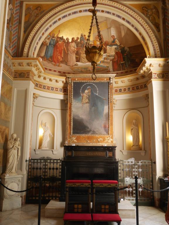 Achilleion, le palais de l'impératrice SISSI  P1070819