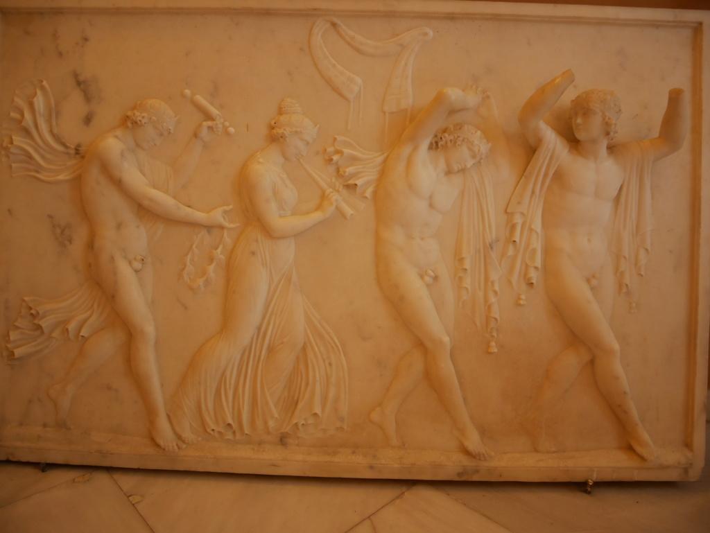 Achilleion, le palais de l'impératrice SISSI  P1070822
