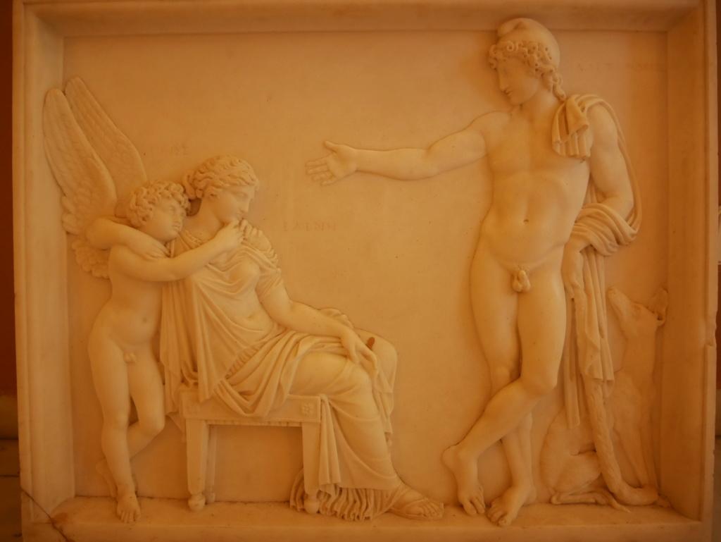 Achilleion, le palais de l'impératrice SISSI  P1070823