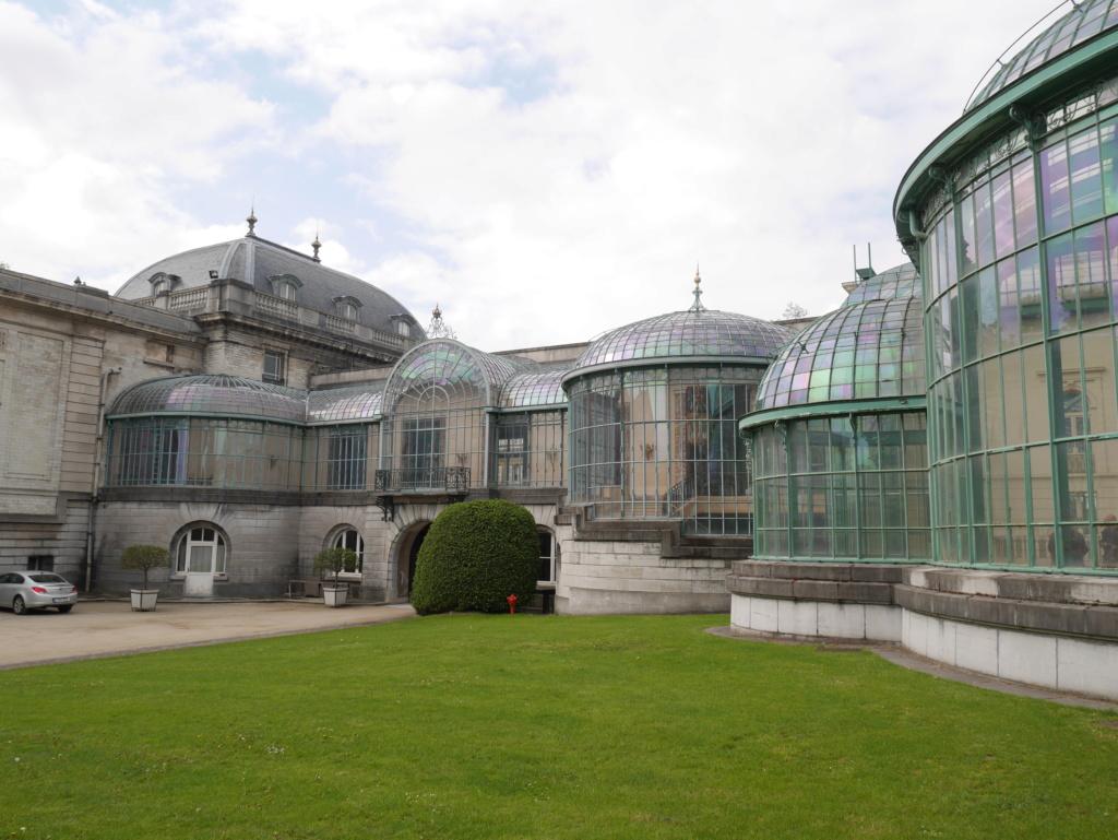 Belgique :  les Serres royales de Laeken P1080312
