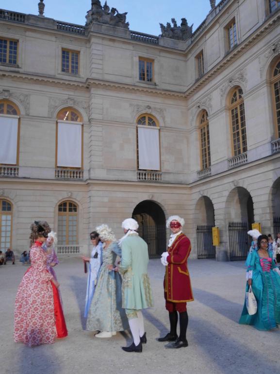 Versailles, Les Grandes Eaux nocturnes P1080416