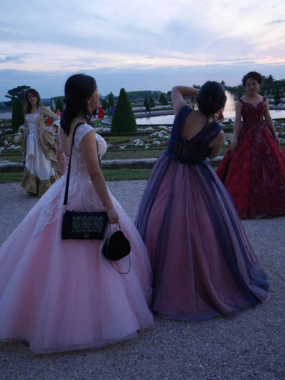 Versailles, Les Grandes Eaux nocturnes P1080418