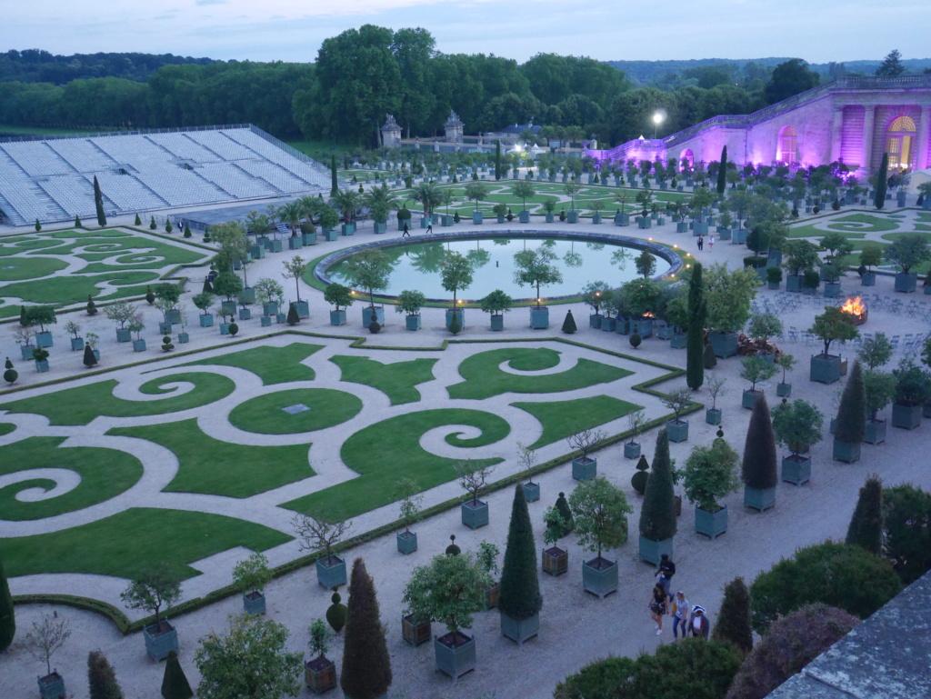 Versailles, Les Grandes Eaux nocturnes P1080419