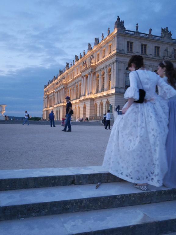 Versailles, Les Grandes Eaux nocturnes P1080420