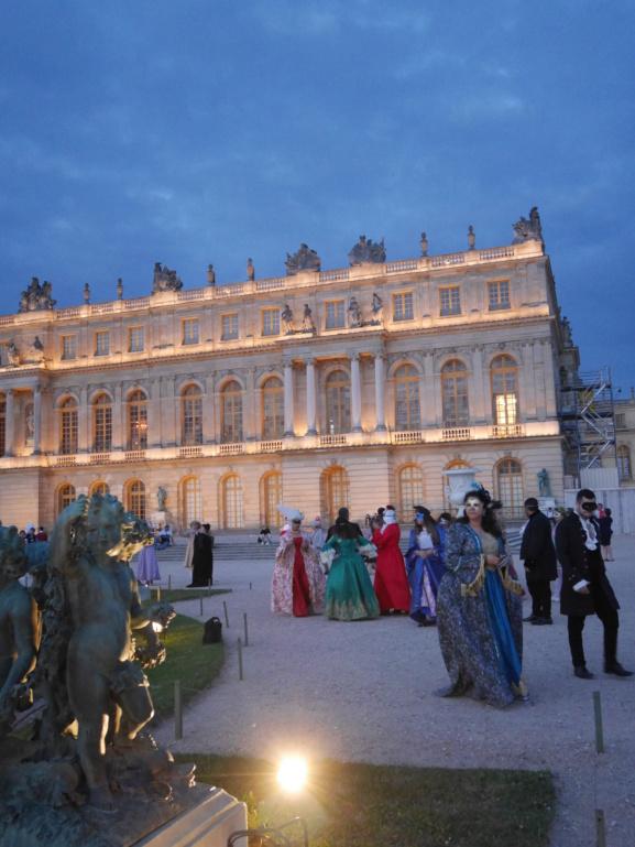 Versailles, Les Grandes Eaux nocturnes P1080421