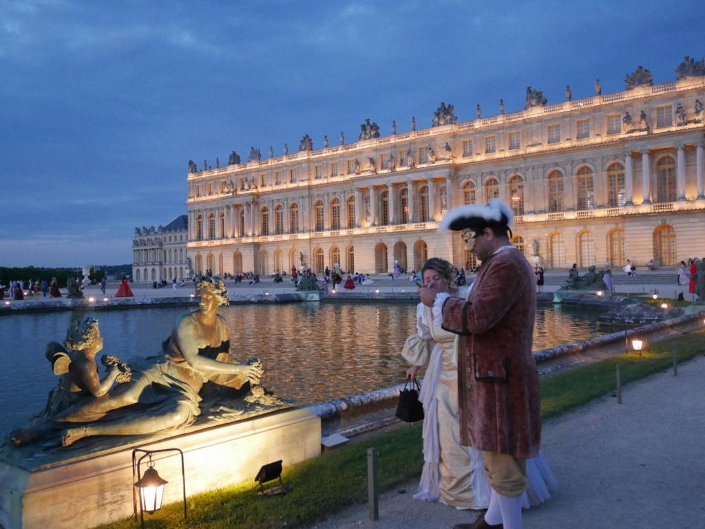 Versailles, Les Grandes Eaux nocturnes P1080422