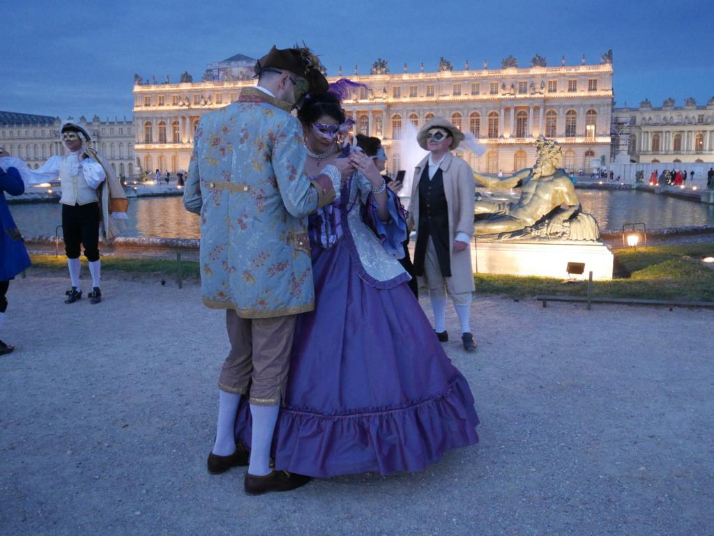 Versailles, Les Grandes Eaux nocturnes P1080425