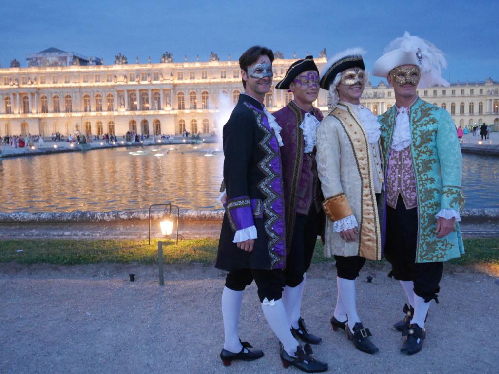 Versailles, Les Grandes Eaux nocturnes P1080426